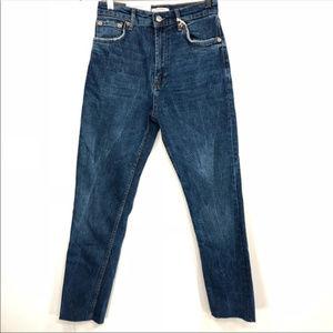 Zara the Vintage High Waist Jeans 2 | B6